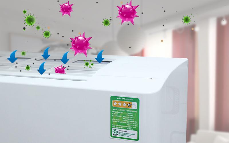 máy lạnh diệt khuẩn